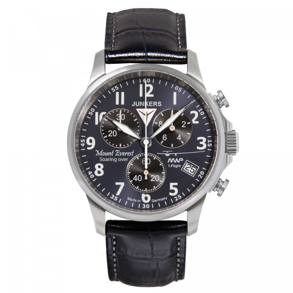 Montre Junkers MOUTAIN WAVE PROJECT CHRONO - J-6894-3