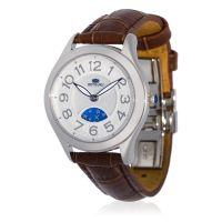 "Montre Jost Burgi ""STELLA"" bracelet cuir - HB4A10C3BC2"