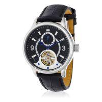 """Montre Jost Burgi """"ELYSEE"""" bracelet cuir - HB4A50C1BC1"""