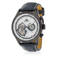 """Montre Jost Burgi """"ICONIC"""" bracelet cuir - HB4A71C2BC5"""
