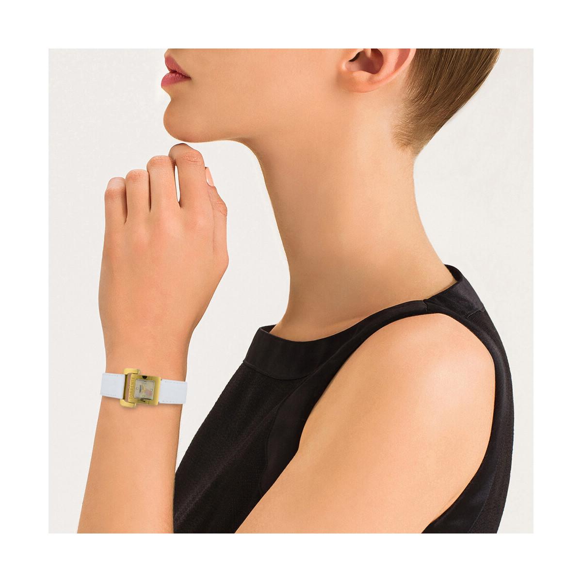 """Torrente - Montre Femme """"LUX"""" Bracelet cuir - TT6113CRBC4"""