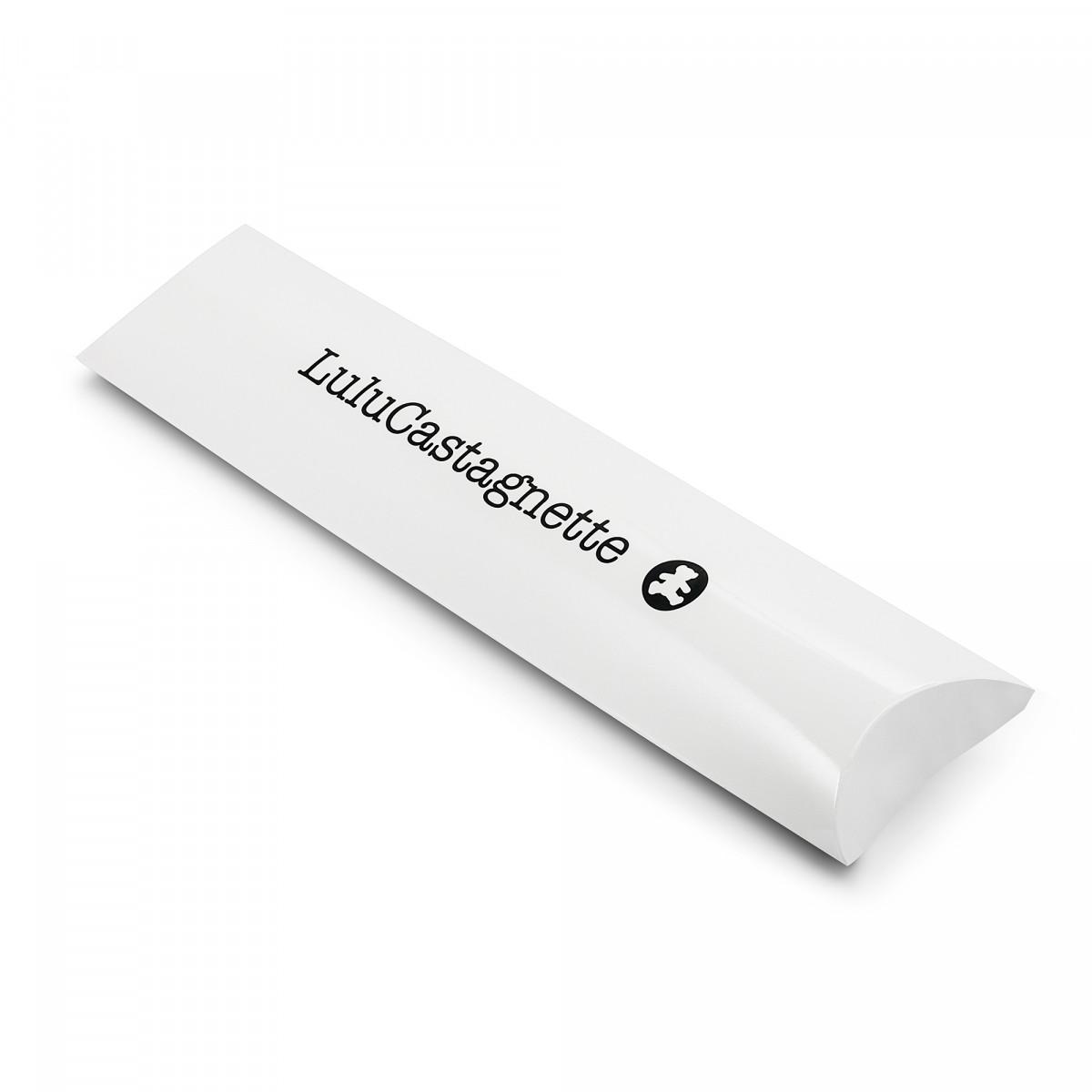 Montre Fille LuluCastagnette Mini Star  bracelet avec paillettes bleues - 38888