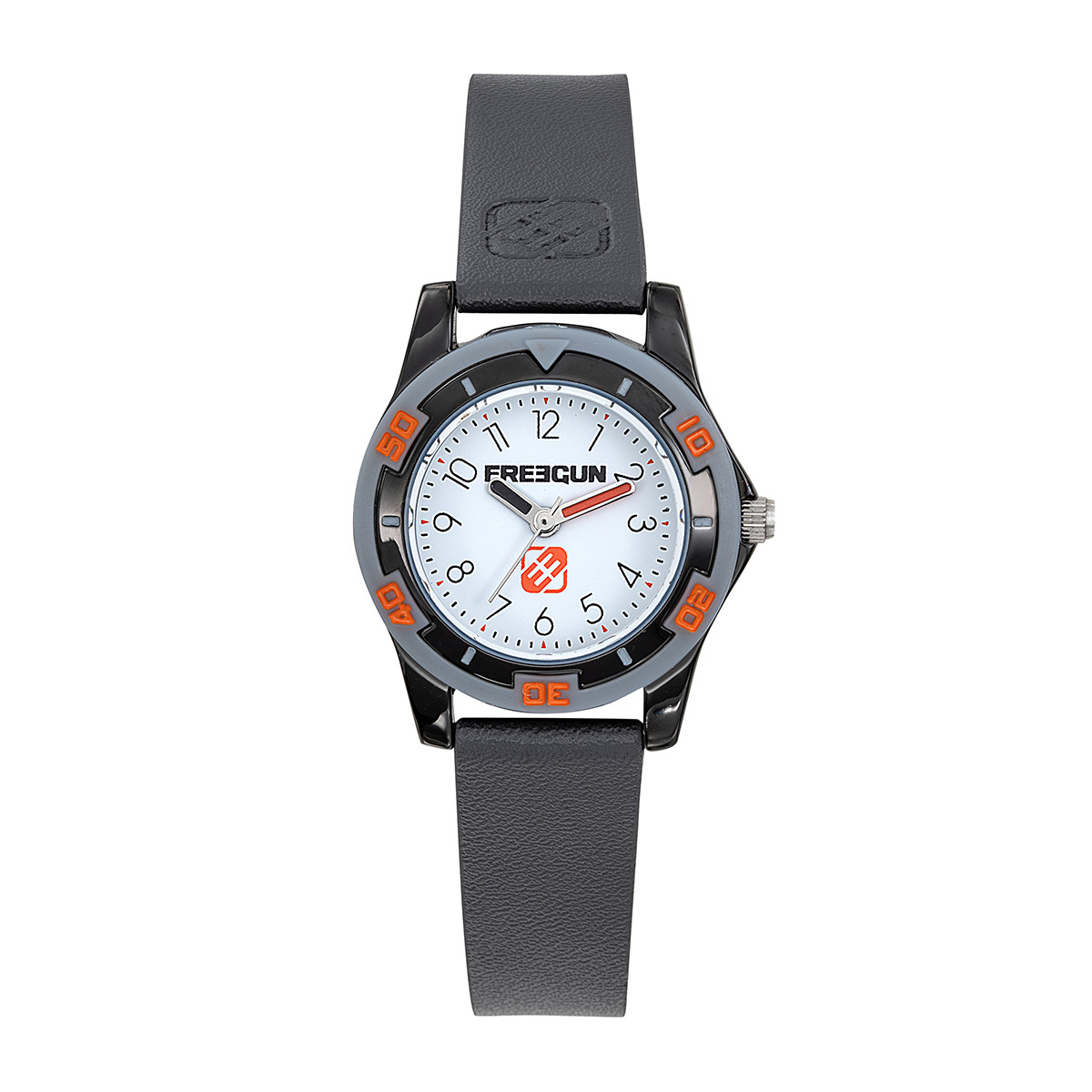 Montre Garçon Freegun Max Bracelet en cuir noir - EE5250