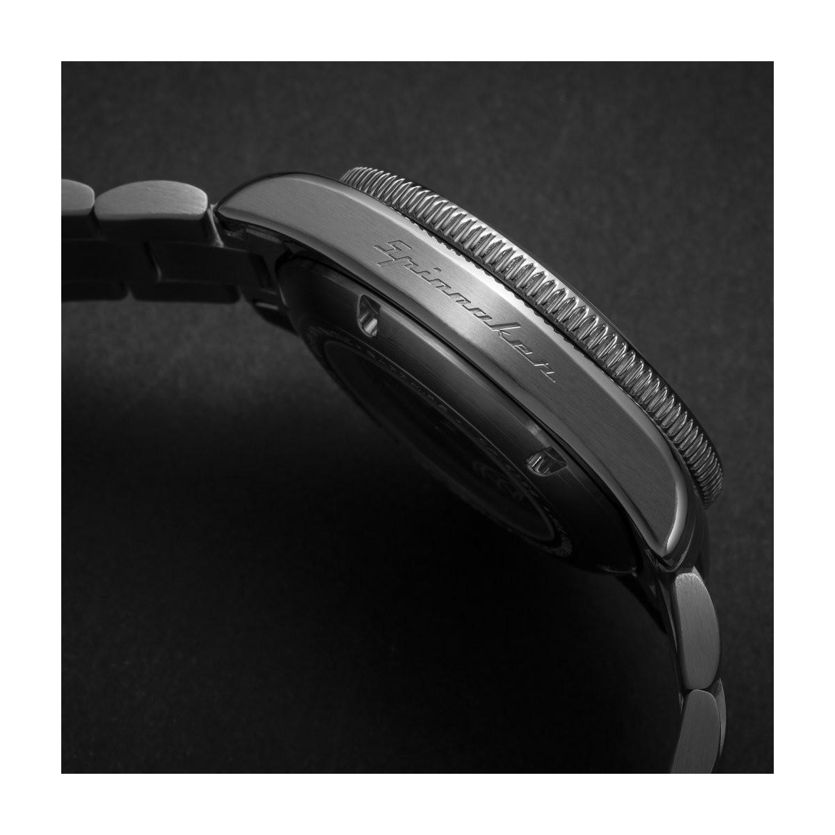 Montre Spinnaker Croft  Automatique Cadran noir - SP-5058-22