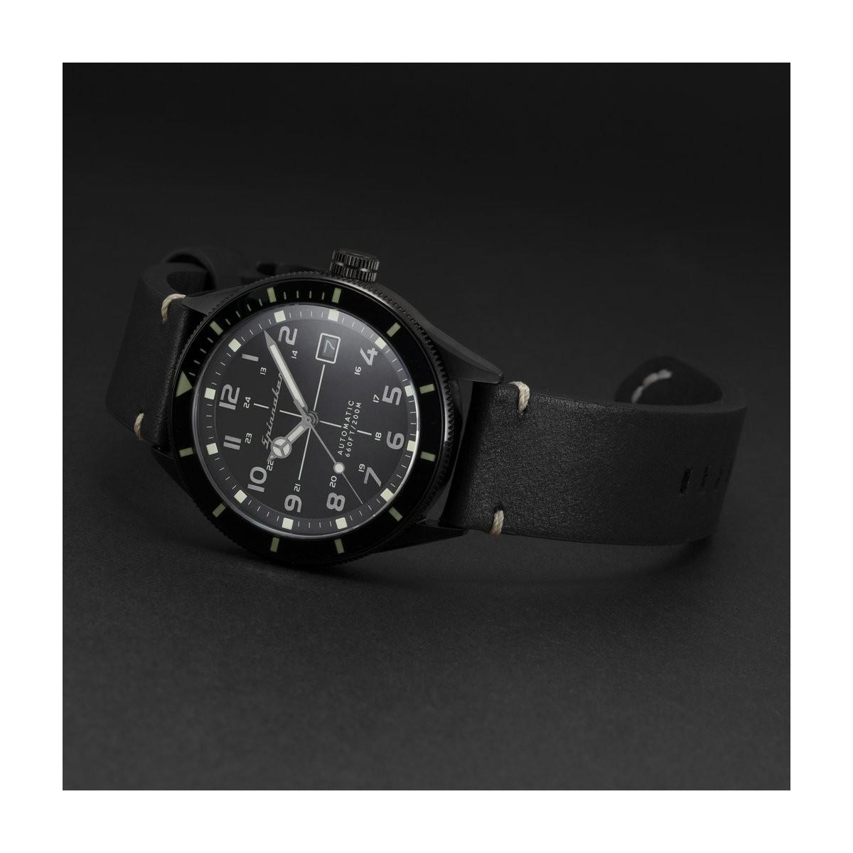 Montre Spinnaker Cahill  Automatique Cadran noir - SP-5064-01