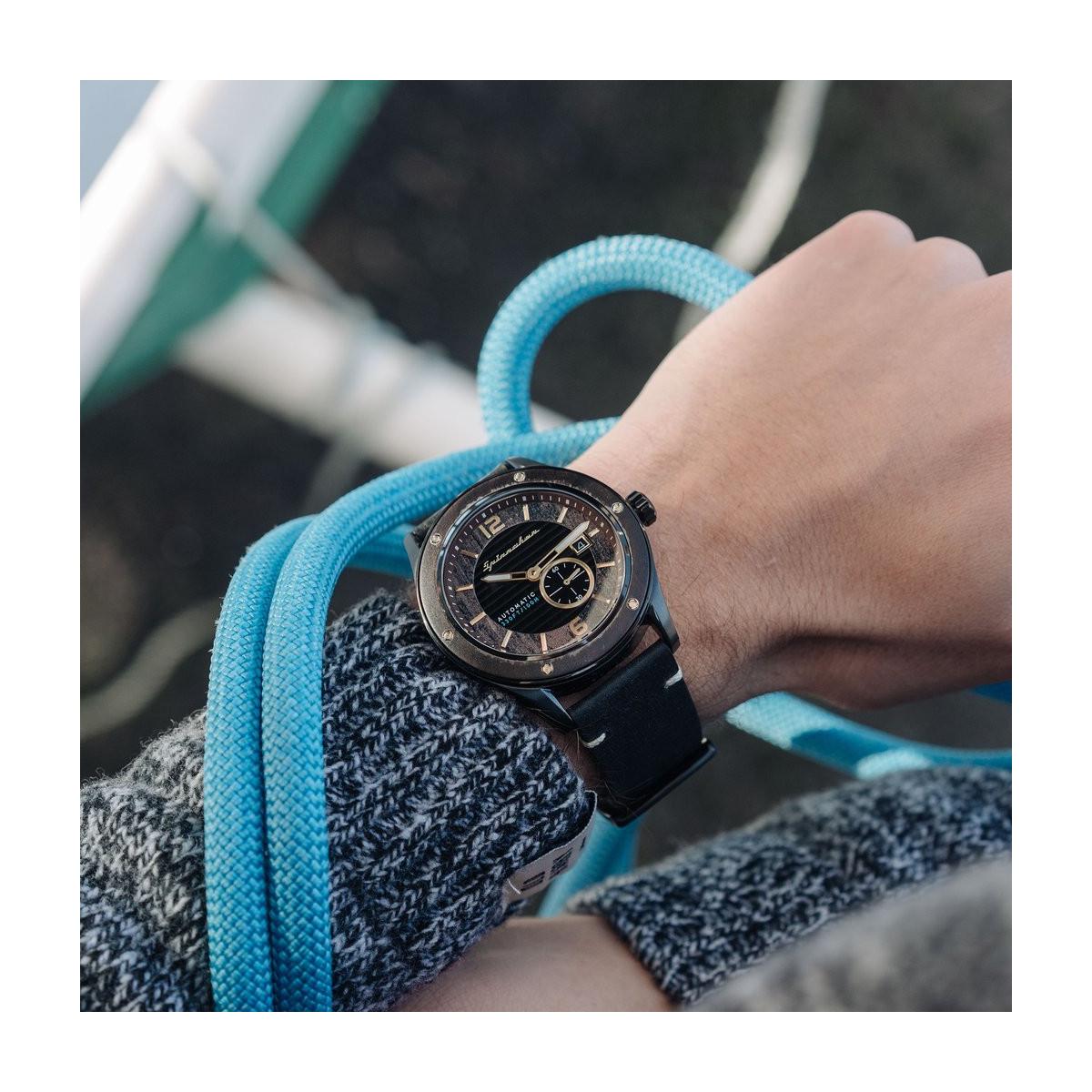 Montre Spinnaker Sorrento  Automatique Cadran noir - SP-5067-03