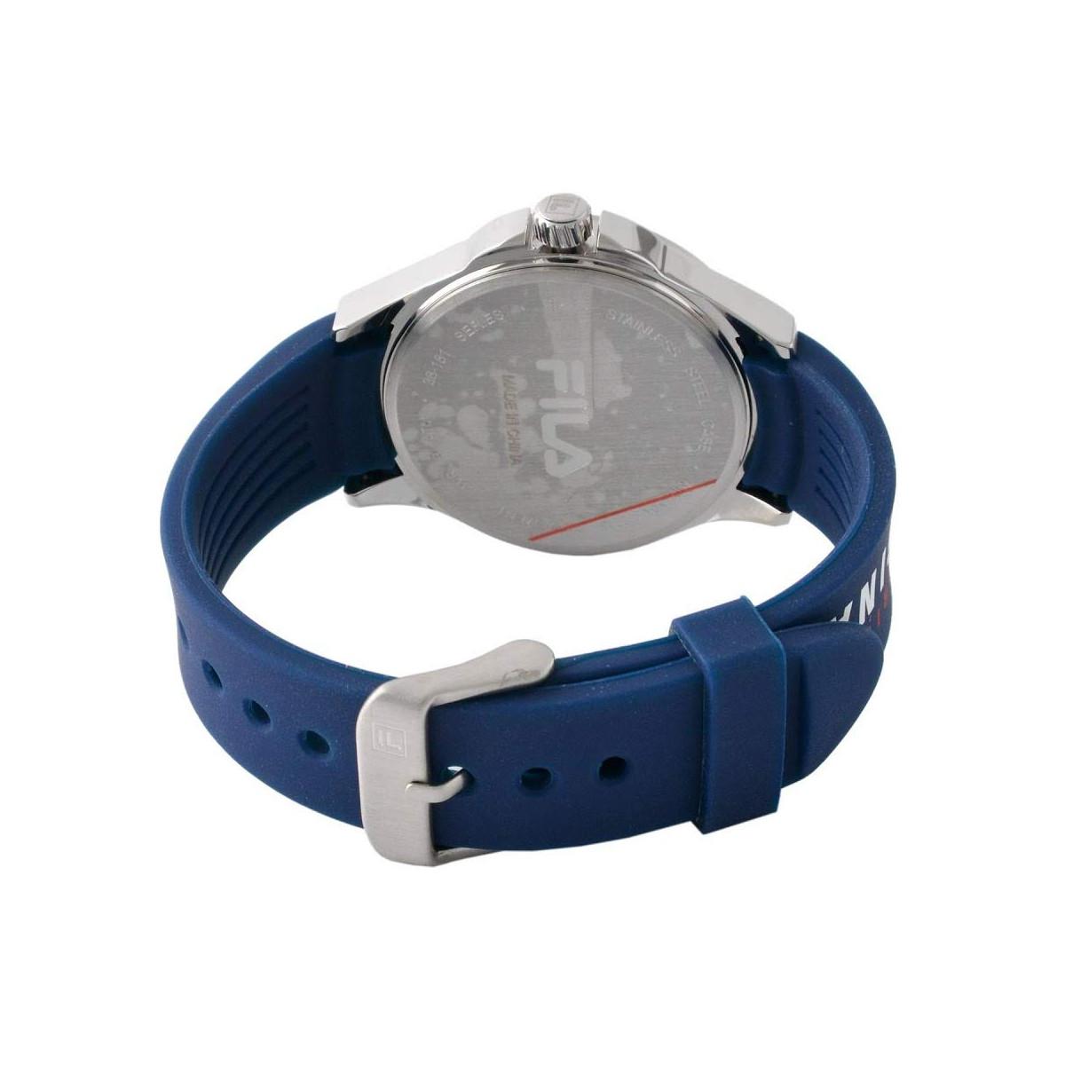 Montre homme FILA cadran bleu - 38-181-002