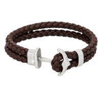 "Bracelet Homme acier ""ANCHOR """