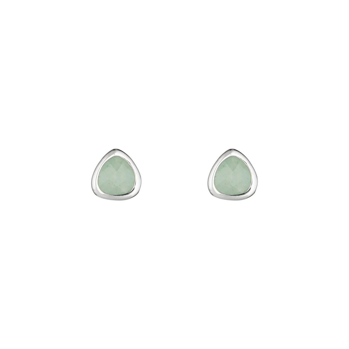 """Boucles d'oreilles """"Green"""""""