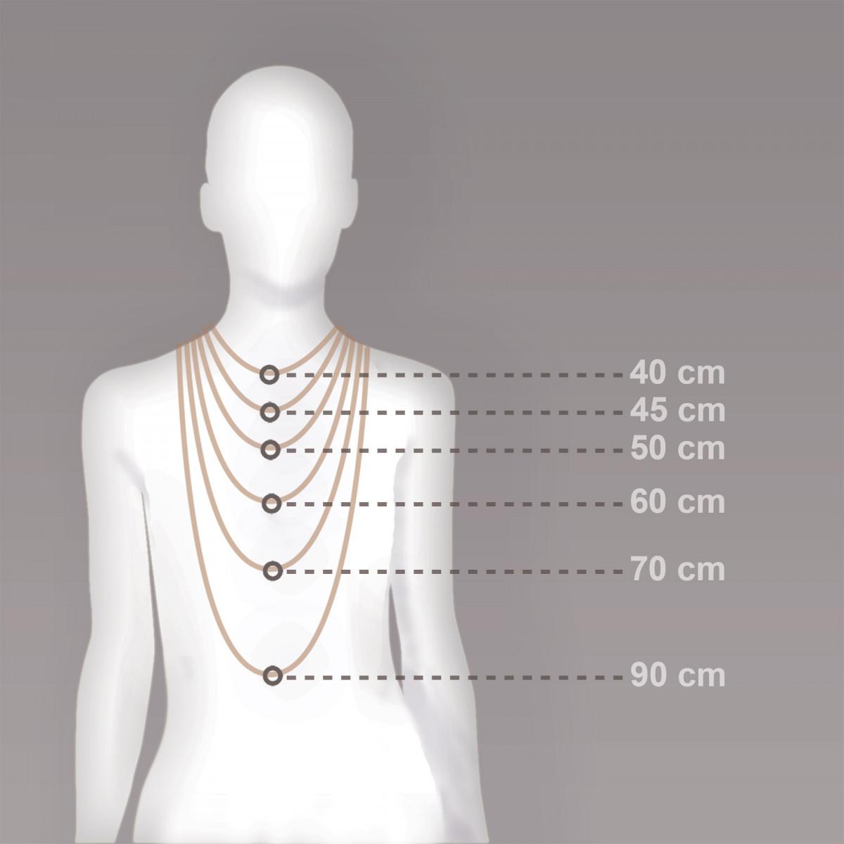 Set de 2 colliers Ethnique ZUNIS
