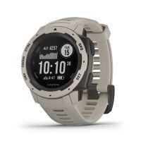 Montre GPS Garmin INSTINCT, gris tundra