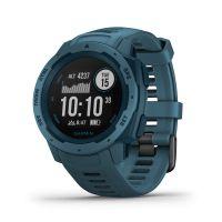 Montre GPS Garmin INSTINCT, bleu lac