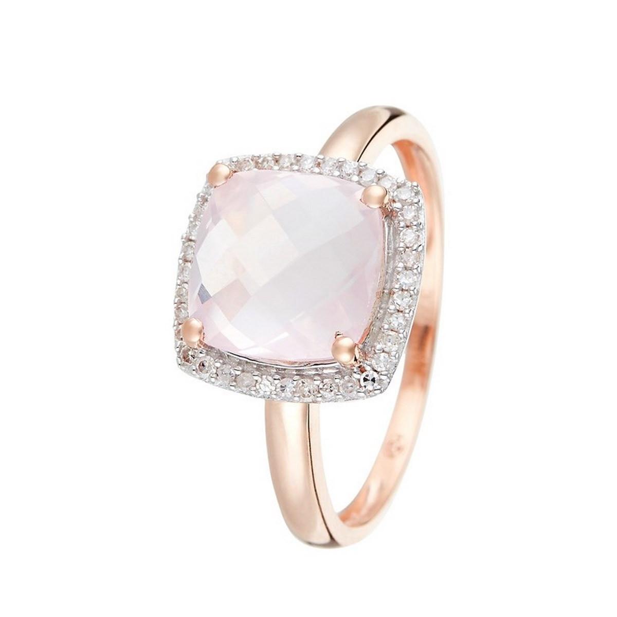 Pendentif Or Jaune ''LUNA'' Diamants + chaîne vermeil   Mes-bijoux.fr