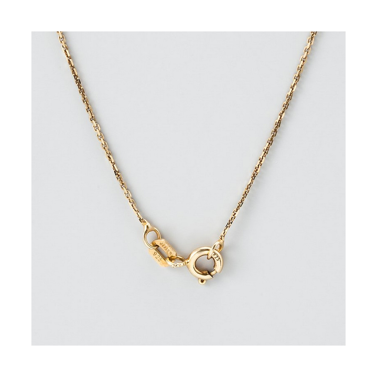 """Pendentif Or Jaune et Diamants 0,06 carat """"COEUR TENDRESSE"""""""