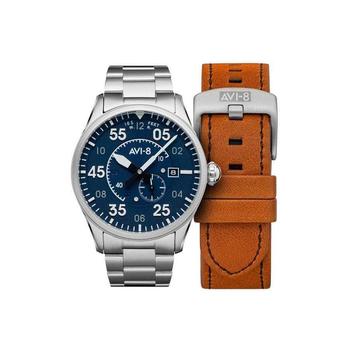 montre homme automatique bracelet cuir