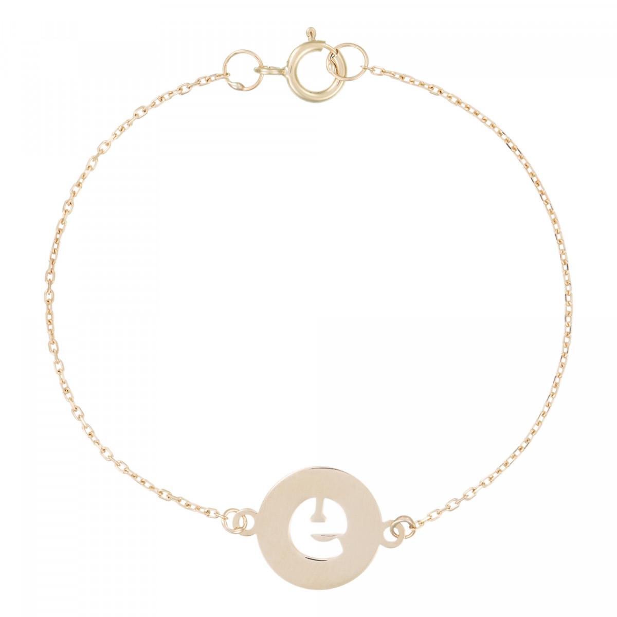 Bracelet enfant Or jaune 375/1000