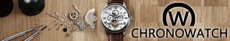 Les montres Chronowatch pour Homme et Femme sur MES-BIJOUX.FR