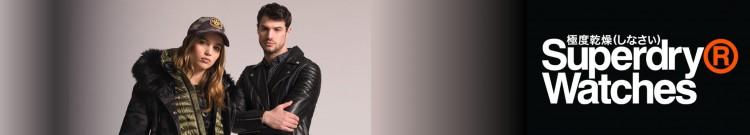 Montres Superdry | Achat en Ligne | Mes-bijoux.fr